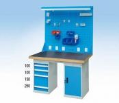 带挂板工作桌WGL1805 WGL2105