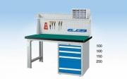 挂板工作桌WGL1501 WGL1801