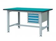 单吊抽轻型工作桌WLD1503 WLD1803 WLD2103